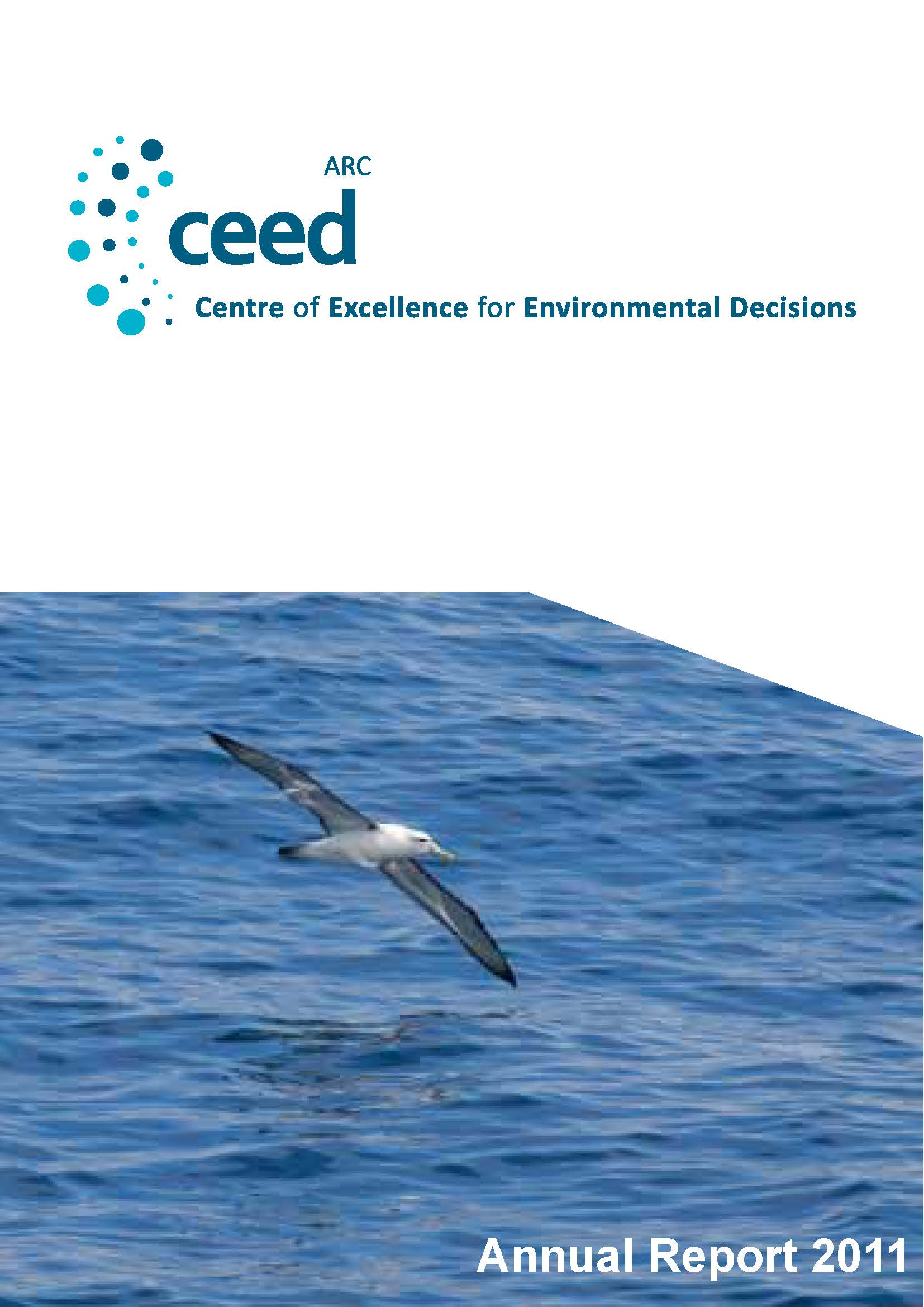 CEED ann report 2011 COVER ONLY